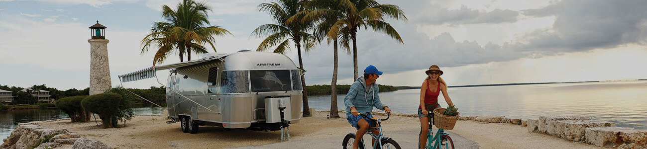 Airstream Tommy Bahama RV